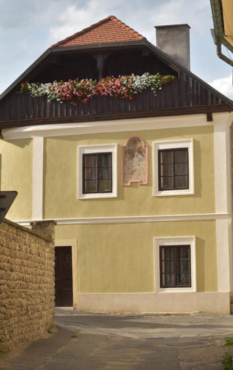 Dům čp.272 v Orelské ulici v Kutné Hoře – Vnitřním Městě