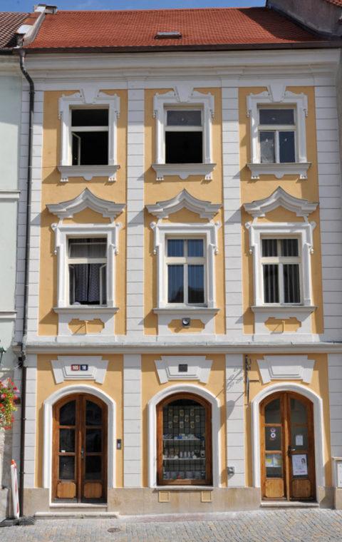 KP Dům čp.165 v Šultysově ulici v Kutné Hoře – Vnitřním Městě