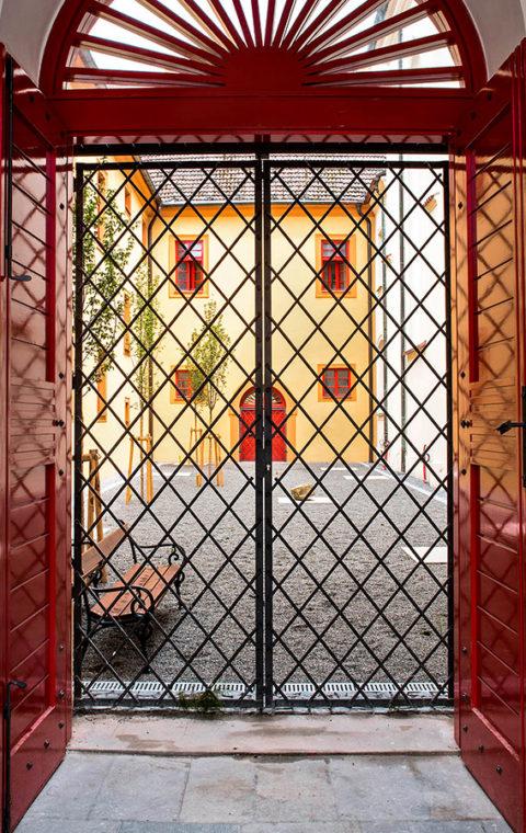 NKP Premonstrátský Klášter v Želivi, objekt Konvent