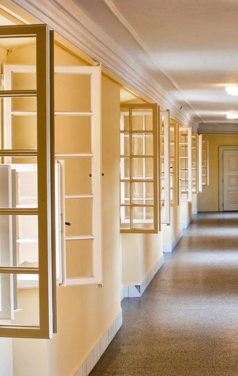NKP Premonstrátský Klášter v Želivi, objekt Opatství