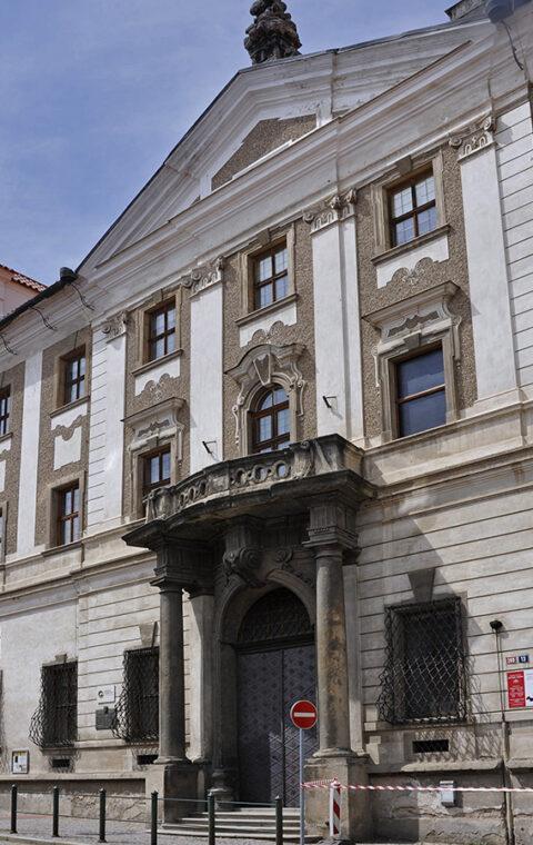 KP Klášter sv. Voršily v Kutné Hoře
